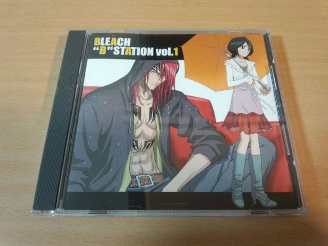 CD「BLEACH B STATION VOL.1」DJCDブリーチ● < CD/DVD/ビデオ