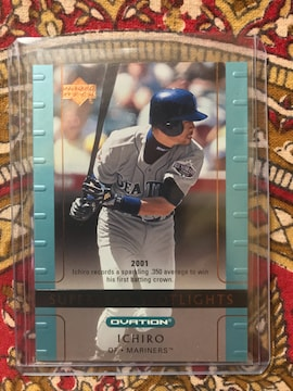 【MLB】『イチロー(ICHIRO)』レギュラーカード.54