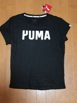 ◆PUMA◆ロゴTシャツ◆