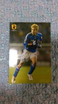 2006 カルビー日本代表カード 2nd-12 稲本 潤一