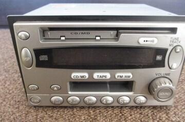 スズキ純正 CD MD デッキ 39101-78A90-000 破損なし ジャンク