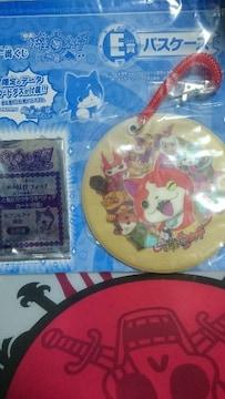 ■妖怪ウォッチ■誕生の秘密だニャン!一番くじE賞パスケース新品