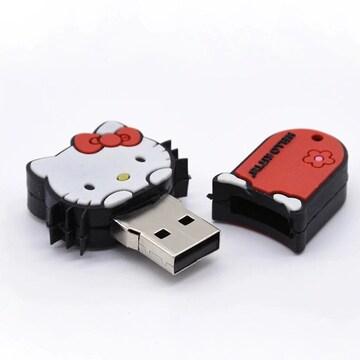 キティちゃん USB 32GB USBフラッシュメモリ ハローキティ