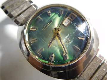 シチズンの腕時計 自動巻き 稼動品!