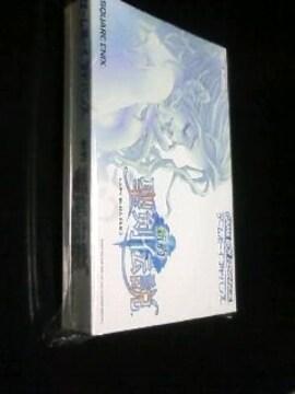 GBA[新訳 聖剣伝説]ソフト・箱・取説セット 動作確認済