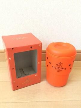 ゴディバ/GODIVA オリジナル カフェタンブラー ハロウィンデザイン 非売品