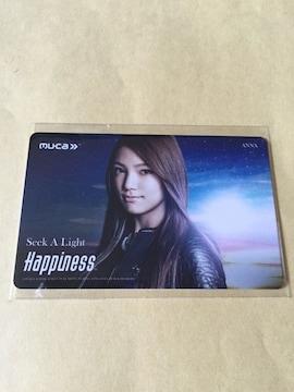 E-girls☆須田アンナ☆ソロミュージックカード(^o^)