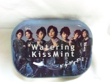 【Kis-My-Ft2】《グリコWatering KissMint》☆缶のみ☆
