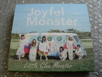 Little Glee Monster【Joyful Monster】初回盤(CD+DVD)他に出品