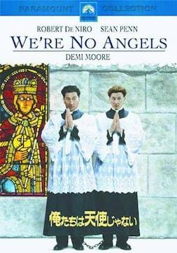 -d-.[俺たちは天使じゃない]新品未開封DVD