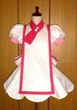 おジャ魔女どれみ 春風どれみパティシエ服風コスプレ衣装