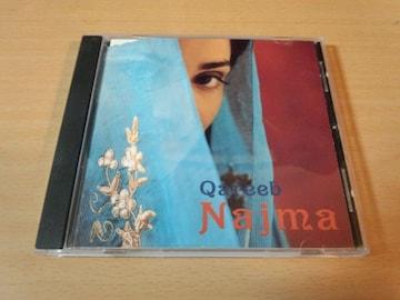 ナジマCD「カリブQareeb」Najmaインド民俗音楽ガザル●