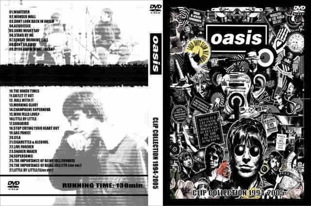 OASIS プロモ集 1994-2005オアシス PV CLIP  < タレントグッズの