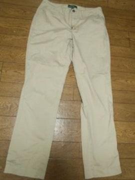 ラルフローレン ベージュパンツ 10サイズ