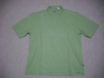 男 CALLAWAY キャロウェイ 緑 ポロシャツ L