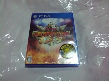 【新品PS4】ファイヤープロレスリング ワールド