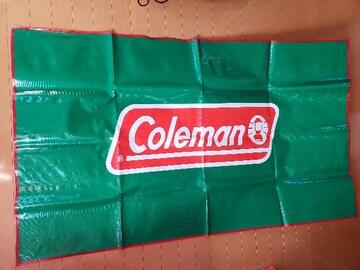 Coleman コールマン レジャーシート 非売品 粗品