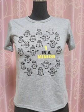 [新品]size140/ミニオンTシャツ//