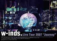 【DVD】 w-inds.Live Tour 2007 Journey 2枚組
