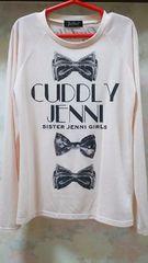 ジェニィ/JENNI☆長袖Tシャツ☆150・淡いピンク