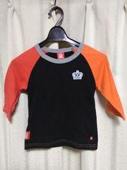 BABY DOLL 男の子100�pTシャツ