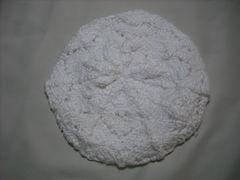 wb236 女 BILLABONG ビラボン ニット帽 ベレー 白