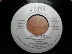 激レア!THIRD WORLD feat,Bounty Killa&Shaggy/REGGAE PARTY!