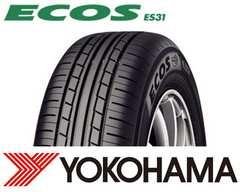 ★165/55R15 送料無料★ヨコハマ ECOS ES31 新品タイヤ 4本セット
