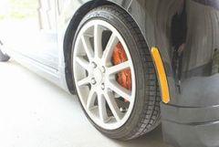3色より選択 汎用USサイドマーカー風リフレクター