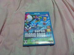 【Wii U】NEW スーパーマリオブラザーズU