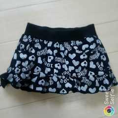 可愛い 女の子 ミニ スカート 100cm