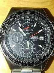 送込み SEIKO ビンテージ 腕時計 セイコー クロノグラフ 動作品