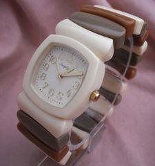 キャンディーウォッチBW-腕時計