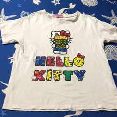 *ハローキティTシャツ*160