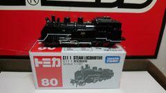 ★赤箱トミカ80★C11 1 蒸気機関車★