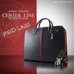 United HOMMEセンターライン レザービジネスBKRD
