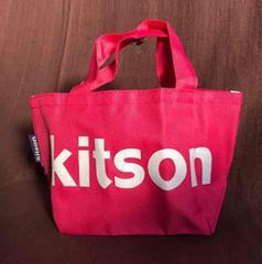 kitson 雑誌付録 ミニトート