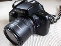 キヤノン CANON EOS 750 QD   レンズ付