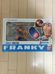 フィギュアーツZERO フランキー (新世界Ver.)
