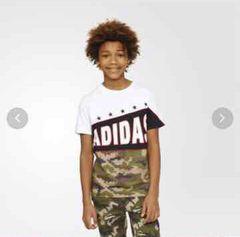adidas originals☆カモフラージュ柄Tシャツ・150cm