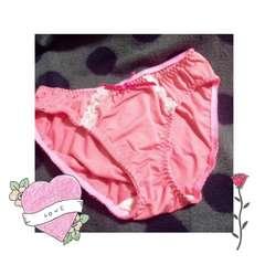 さらさらりんのパンティ〜(#^.^#)ピンク〜♪♪