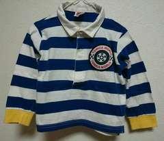TOMICA☆トミカ♪ラガーシャツ90ポロシャツ