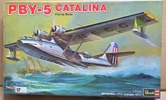 1/72 レベル アメリカ海軍 PBY-5 カタリナ