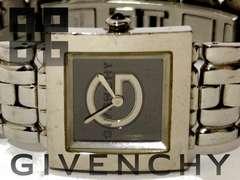 極レア 1スタ★ジバンシィ/Givenchy【スイス製】腕時計