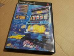 PS2☆山佐デジワールドSP 海一番R☆状態良い♪海物語シリーズ