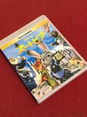 【即決】ディズニー「ズートピア」(BD+DVD)