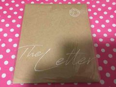 SHINee ジョンヒョン★The Letter ソロコン 公式★パンフレット
