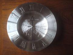 ★FIST OF THE NORTH STARの掛け時計で箱付きの新品です☆