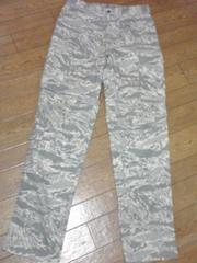 USAF 迷彩パンツ 32L