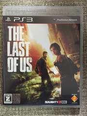 ラストオブアス 美品 PS3 THE LAST OF US